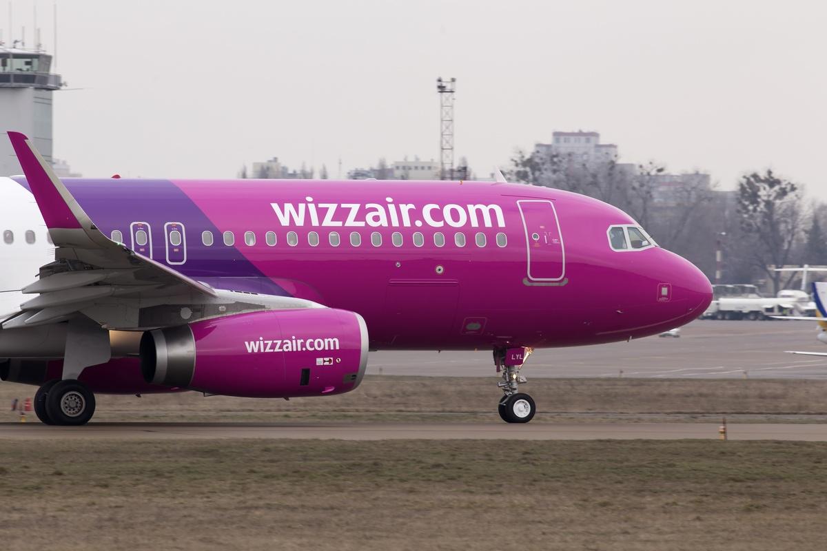 Wizz Air: С апреля 2017 новая линия Подгорица-Будапешт
